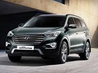 Фото Hyundai Grand Santa Fe