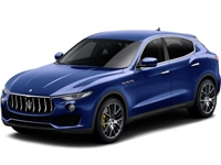 Фотографии автомобильных ковриков для Maserati Levante