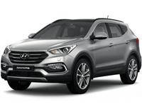 Фотографии автомобильных ковриков для Hyundai Santa Fe