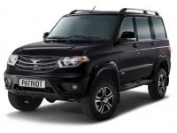 Фотографии автомобильных ковриков для УАЗ Patriot