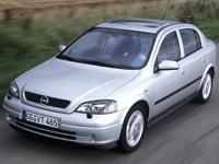 Фото Opel Astra G 5D