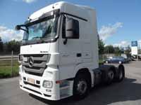 Mercedes-Trucks Actros