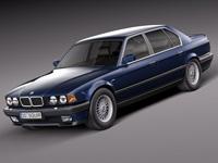 Фото BMW 7er E32
