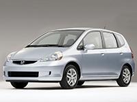 Фотографии автомобильных ковриков для Honda Fit
