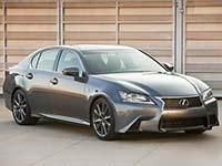 Фото Lexus GS IV 250