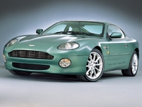 Фото Aston Martin DB7 Coupe