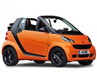 Фото Mercedes-Benz Smart Fortwo II Cabrio