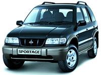 Фотографии автомобильных ковриков для Kia Sportage