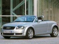 Фото Audi TT I (8N) Cabrio