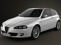 Фото Alfa Romeo 147 3D