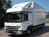 Фото Mercedes-Trucks Atego 1218