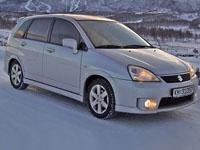 Фотографии автомобильных ковриков для Suzuki Liana