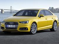 Фото Audi A4 (B9) Sedan
