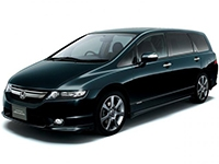Фотографии автомобильных ковриков для Honda Odyssey