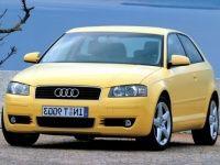 Фото Audi A3 (8P) 3D