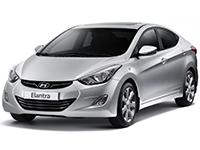 Фотографии автомобильных ковриков для Hyundai Elantra