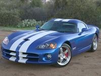 Фото Dodge Viper III Coupe