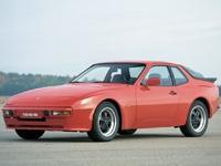 Фото Porsche 944