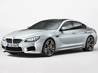 Фото BMW 6er F06 Gran Coupe