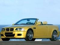 Фото BMW 3er E46 Cabrio