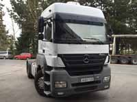 Mercedes-Trucks Axor