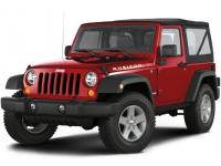 Фото Jeep Wrangler III (JK) 3D