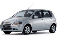 Фото Chevrolet Aveo I Hatchback 5D