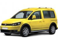 Volkswagen CrossCaddy