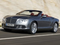 Фото Bentley Continental GT II Cabrio