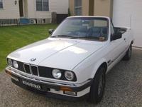 Фото BMW 3er E30 Cabrio