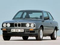 Фото BMW 3er E30 Coupe
