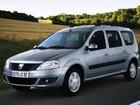 Фотографии автомобильных ковриков для Dacia Logan
