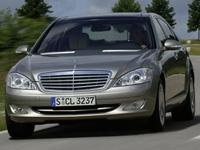 Фото Mercedes-Benz S-class V W221 Long