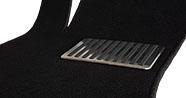 Автомобильные коврики БигФут - Подпятник металлический