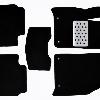 Фотография ковриков Джип Гранд Чироки IV (WK2) Рестайл