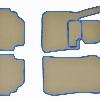 Фотография ковриков БМВ 3 серии E93 Кабриолет